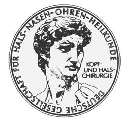 logo von Deutsche Gesellschaft für HNO
