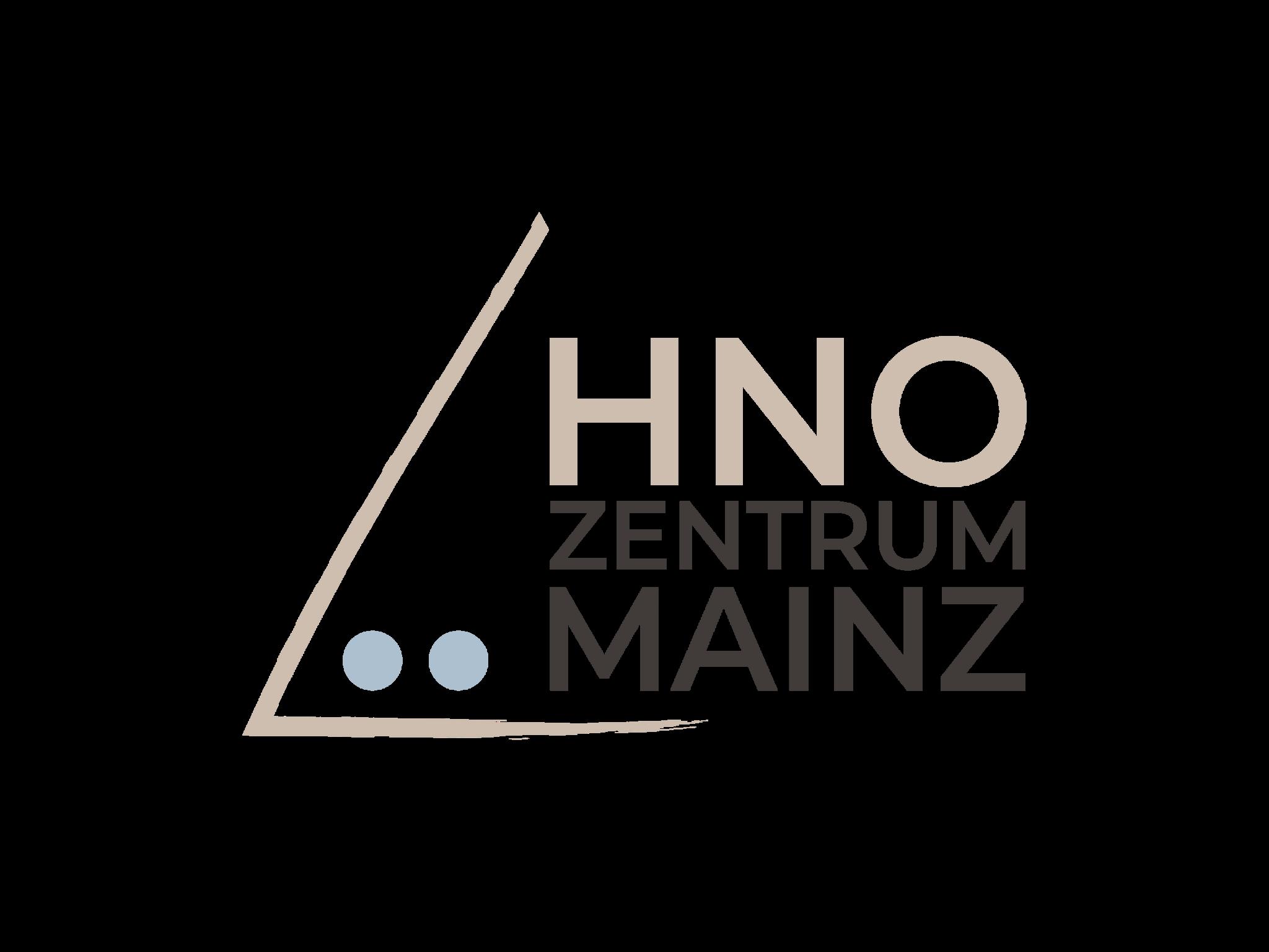 Logo HNO Zentrum Mainz